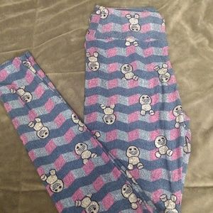 Disney Frozen Leggins